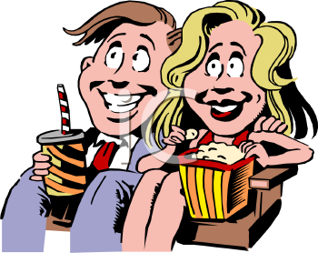 Movie clipart movie date Clipart Clipart Images Movie Panda