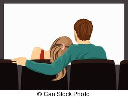 Movie clipart movie date Free date Movie clip on