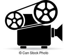 Movie clipart movie projector Cinema retro projector 5 icon