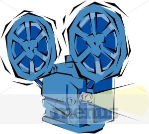 Movie clipart movie projector Menu Kids Movie Projector Projector