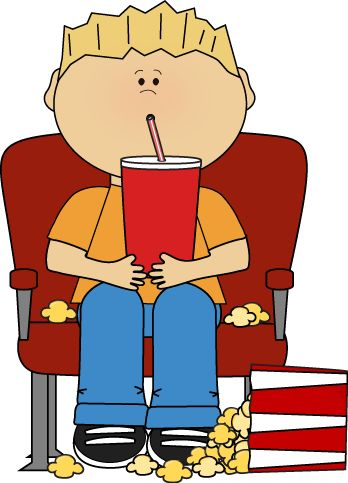 Popcorn clipart kid Movie best popcorn on Movies