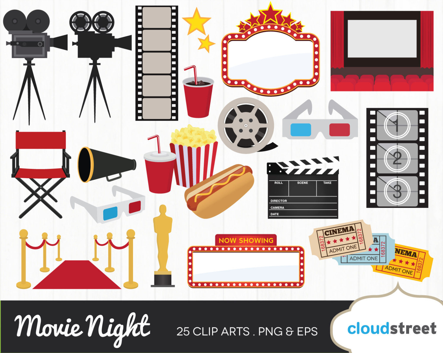 Ball clipart teather Clipart theater art 20% night