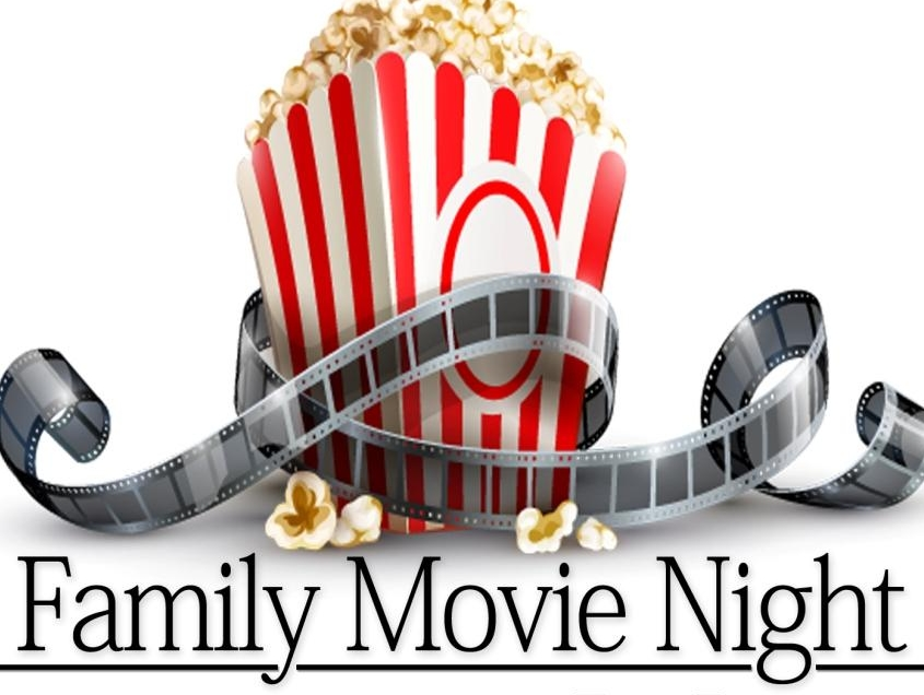 Movie clipart nite Events  & Programs Green