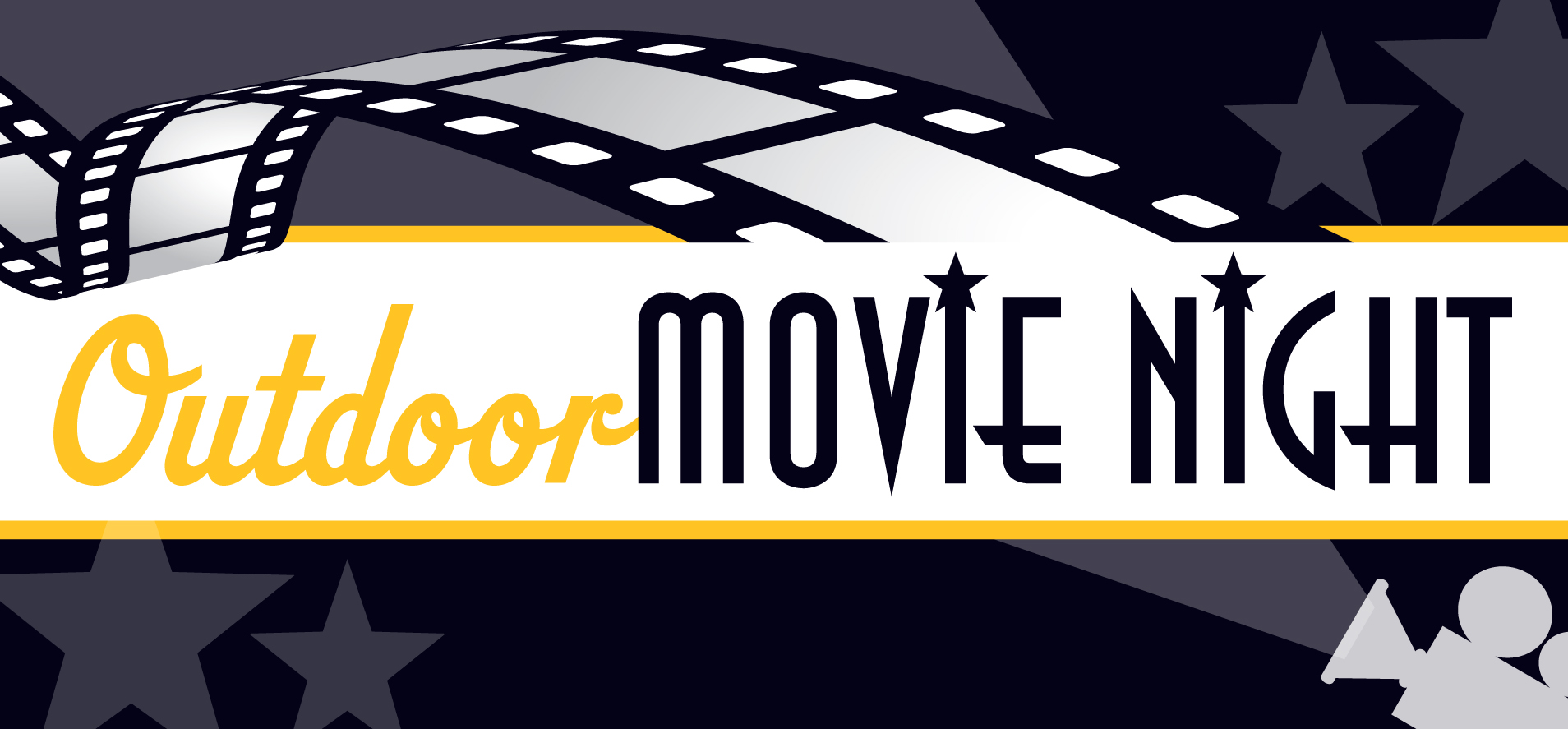 Movie clipart nite Movie WikiClipArt night Outdoor Outdoor