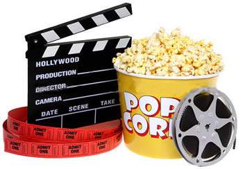 Movie clipart outdoor movie Outdoor Clipart Movie Panda Images