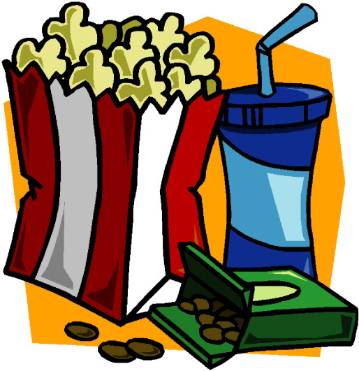 Movie clipart outdoor movie Movie and Clipart Clipart Others