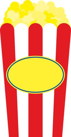 Carnival clipart popcorn container Collection of popcorn Movie Clipart