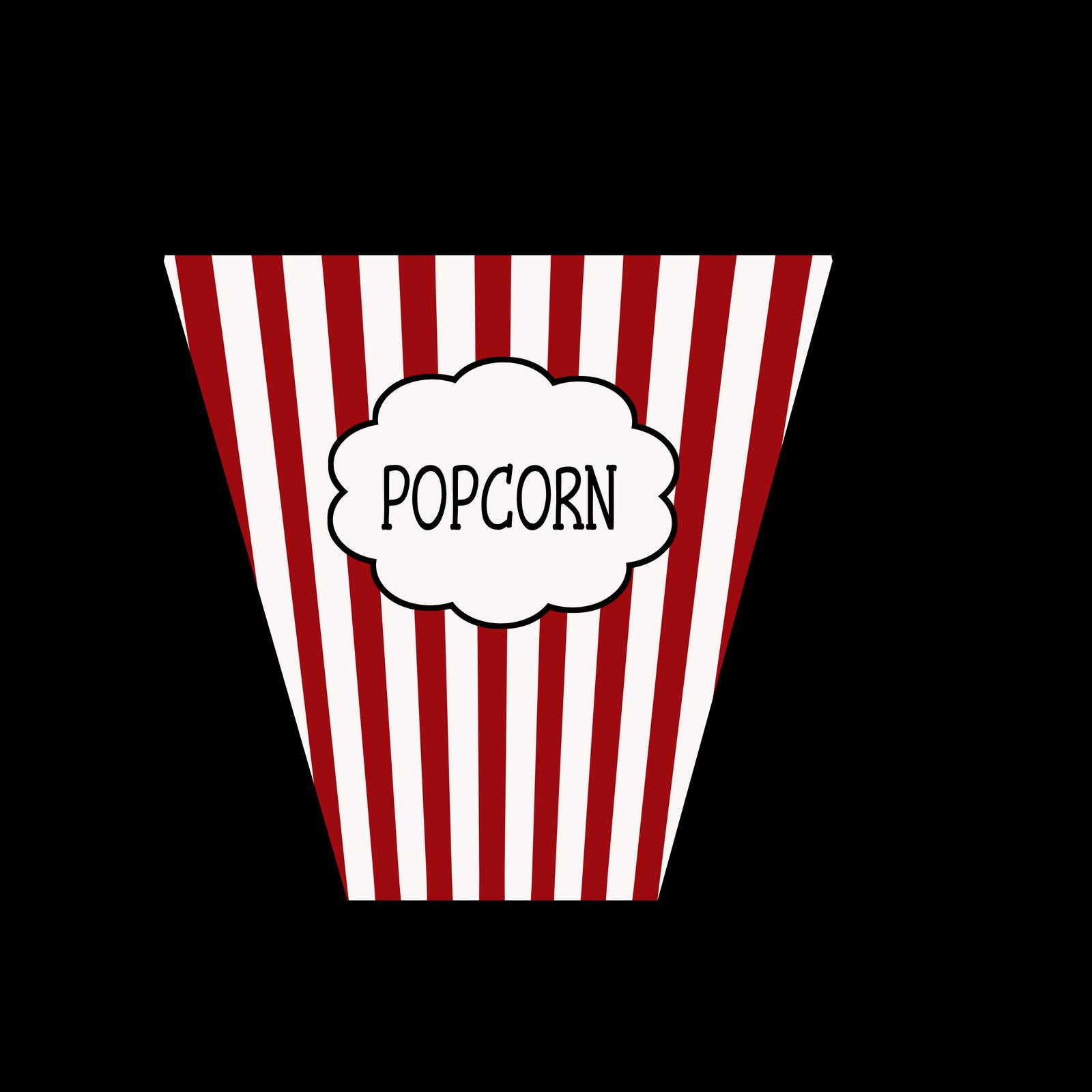 Snack clipart popcorn bucket Clipart Border Clipart Popcorn Free