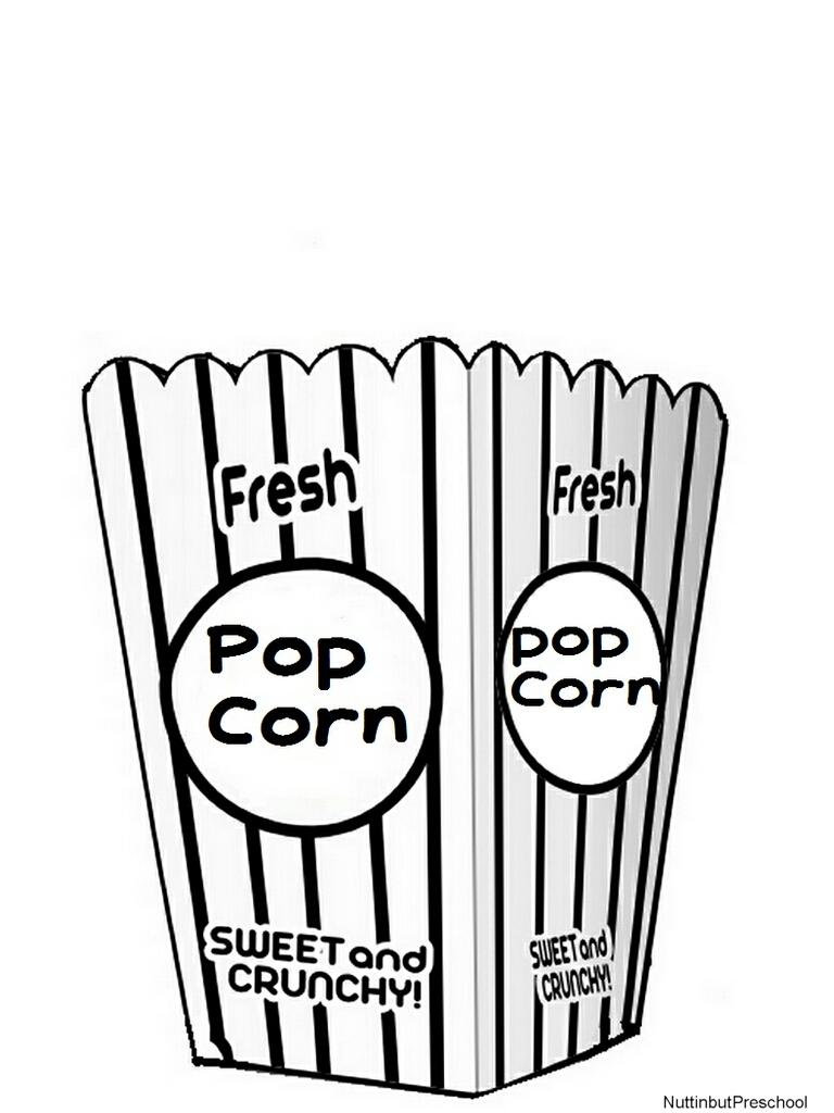 Snack clipart popcorn bucket Container Popcorn popcorn Popcorn collection