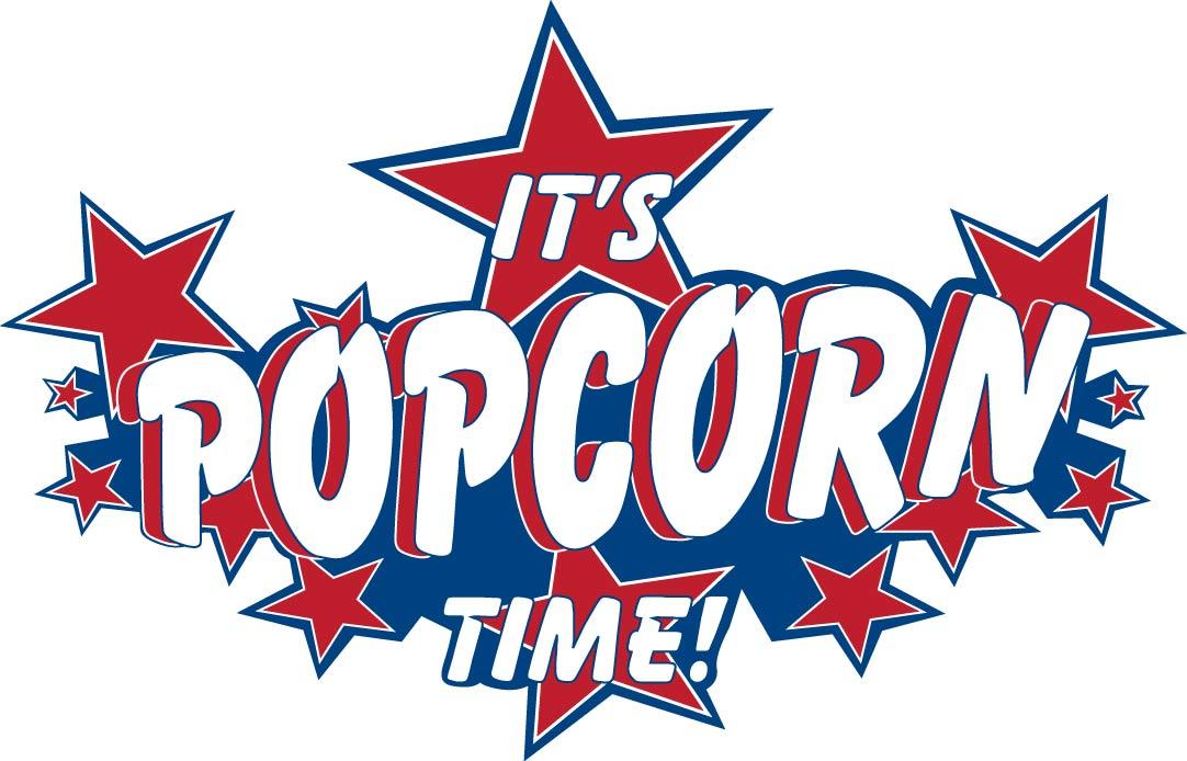 Movie clipart popcorn kernel Kids Popcorn Movie for &