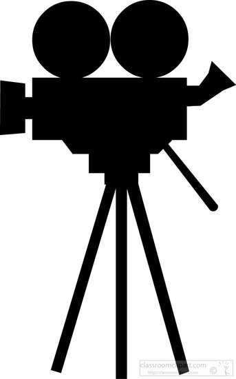 Photos clipart video camera #3