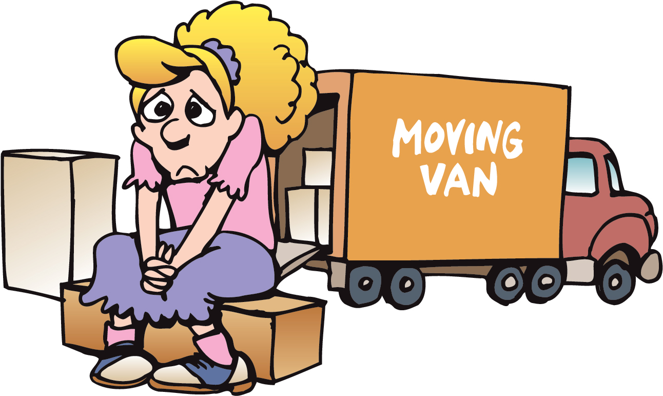 Moving clipart #12