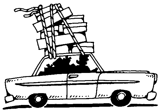 Moving clipart #14