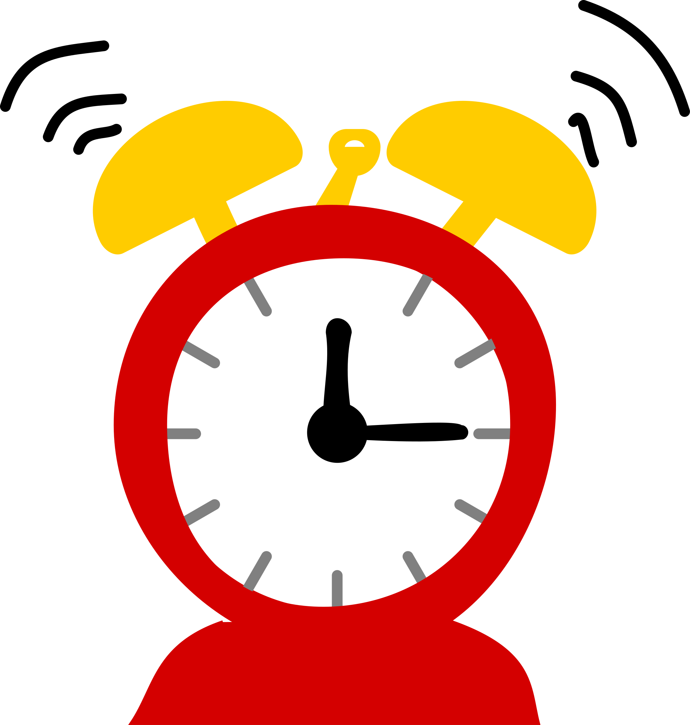 Moving clipart alarm clock Clipart clock Free 71 Cliparting