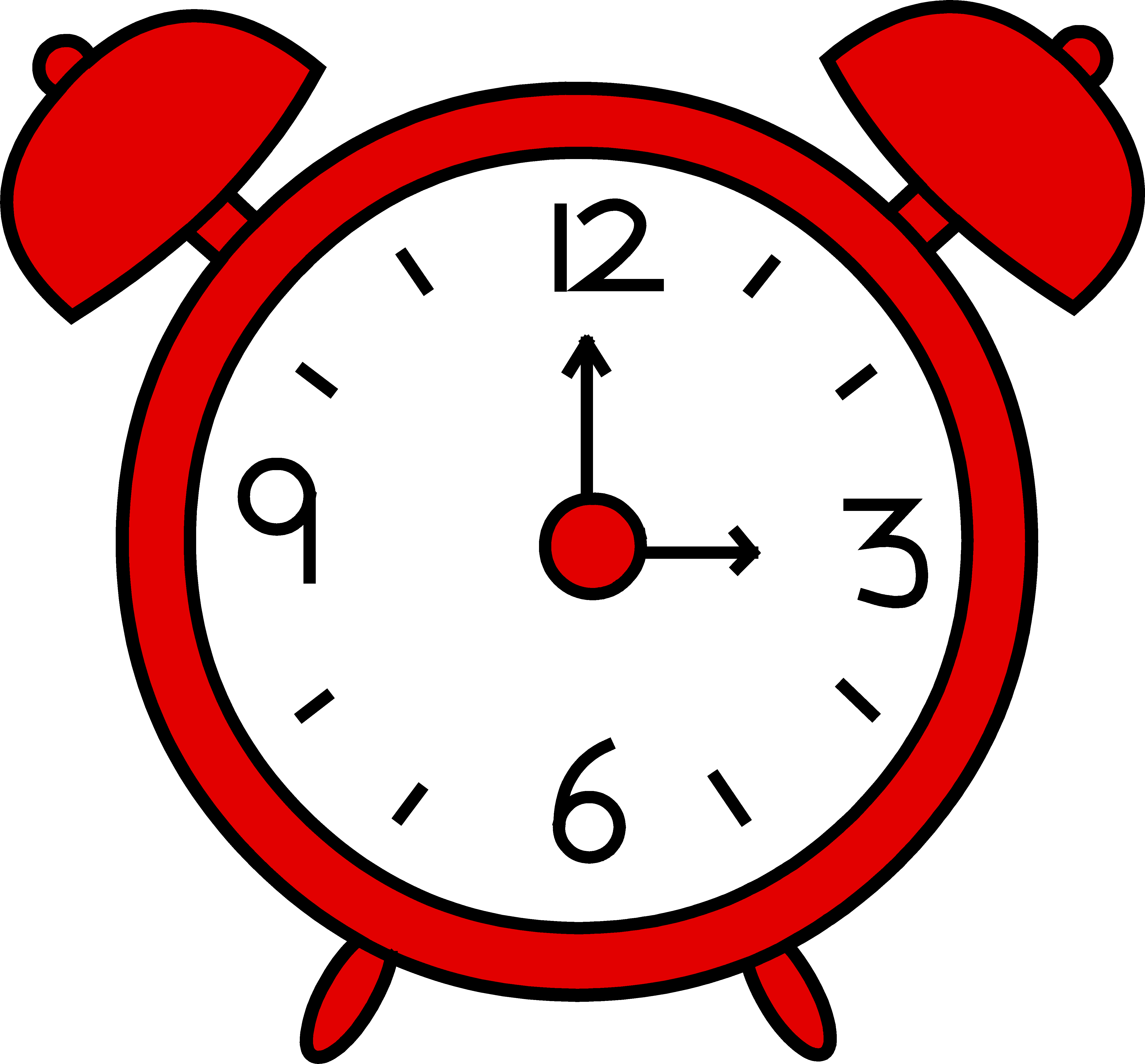 Squares clipart alarm clock Clipart Clock Free Clipart Alarm