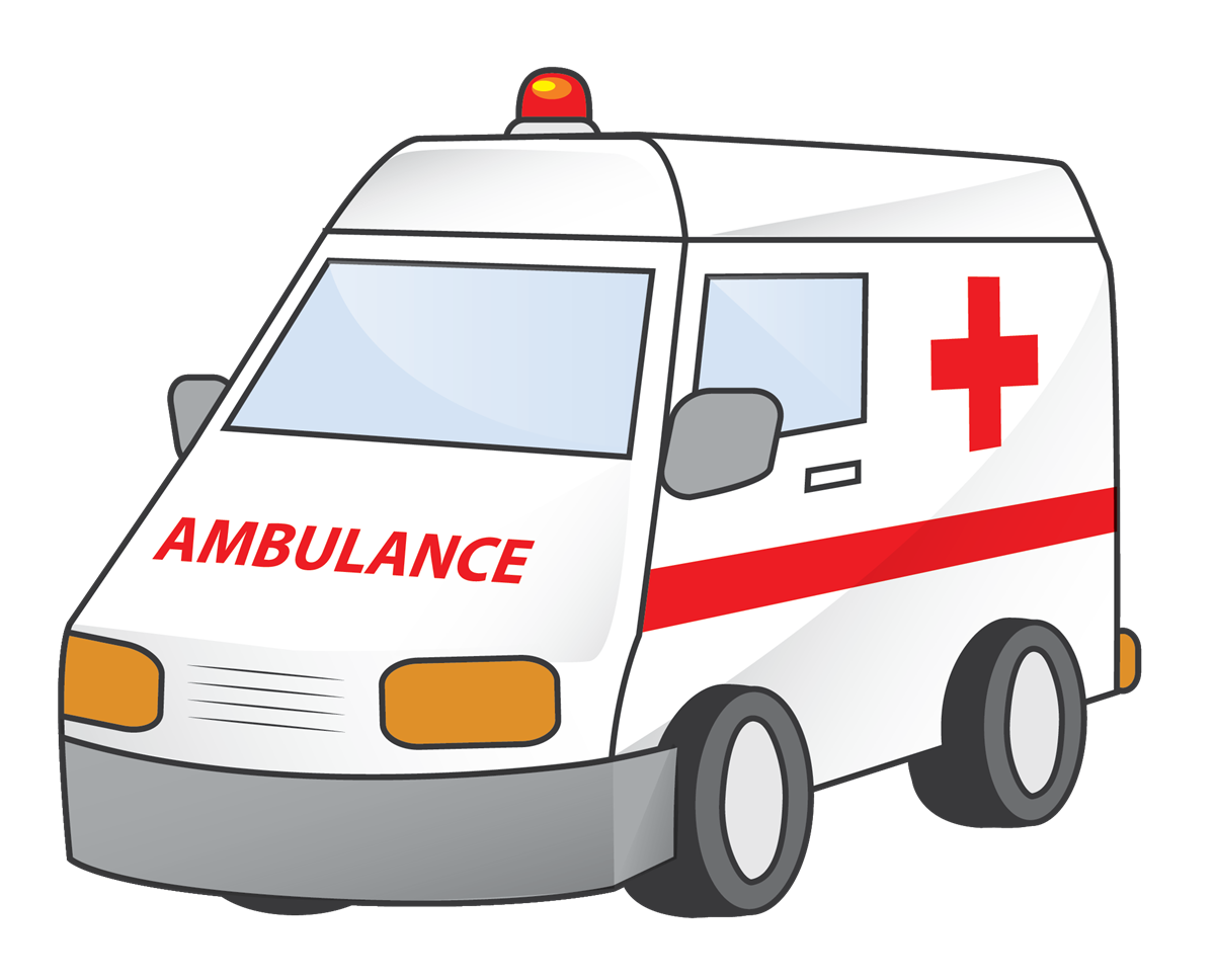 Red Cross clipart car Domain to Art Public &