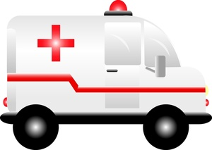 Red Cross clipart cartoon Ambulance and animated ambulance image
