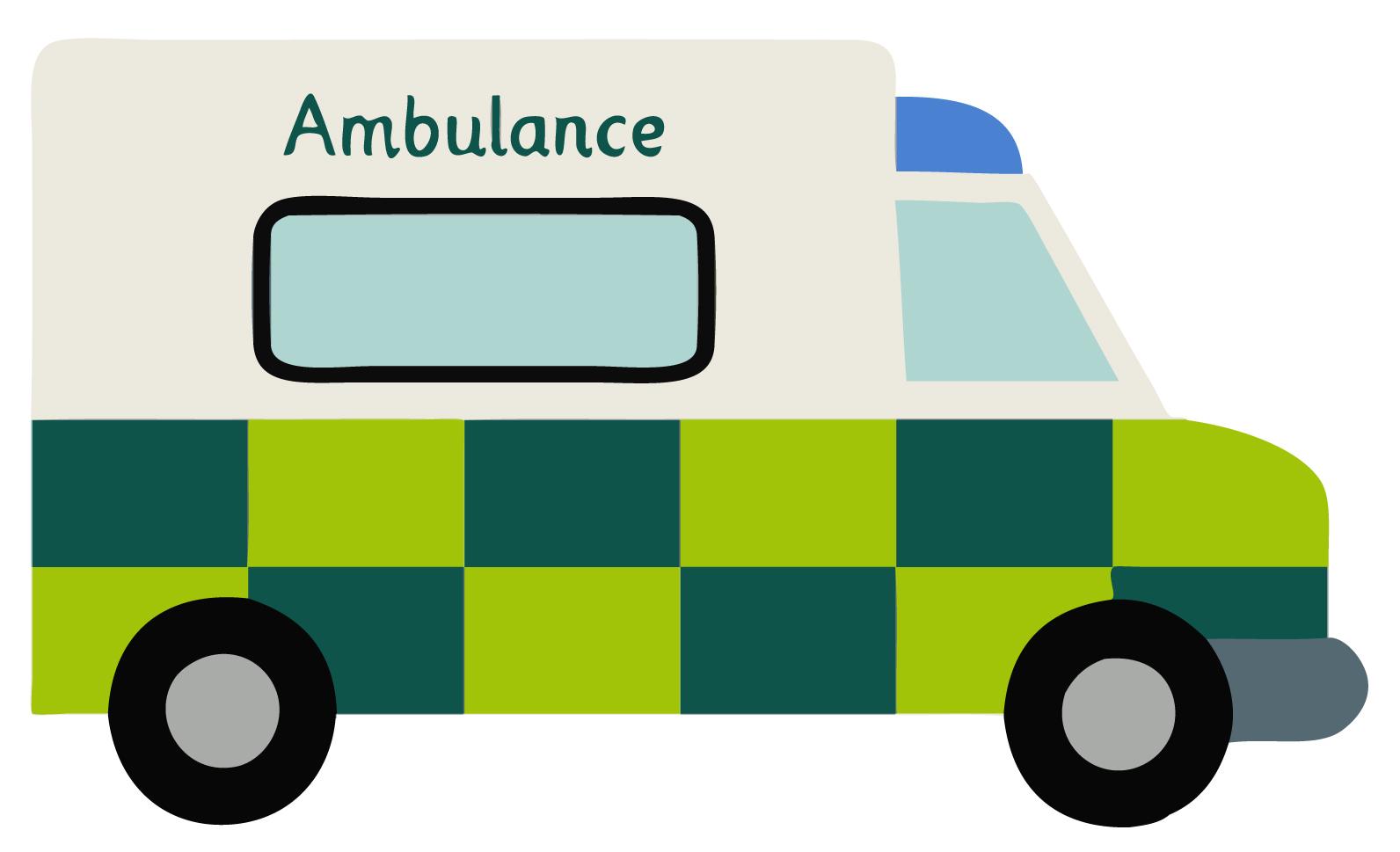Moving clipart ambulance Ambulance 3 medical Clip clip