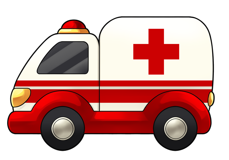 Moving clipart ambulance Moving Ambulance of Car Clipart