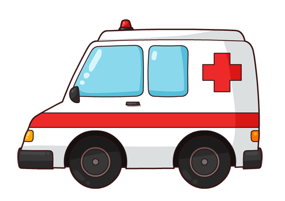 Moving clipart ambulance Clip & Use Cartoon Public