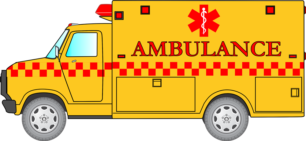 Moving clipart ambulance Personal projects your Clip available