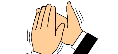 Moving clipart applause Clapping 86 #md Clipart hands