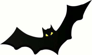Bat clipart animated Bats Clipart  Animated