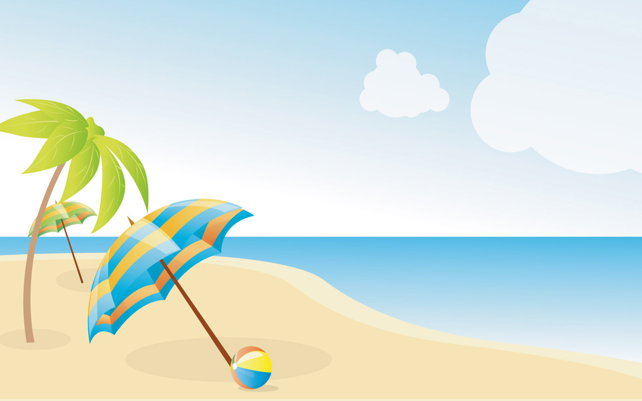 See clipart summer wallpaper Cliparts Beach Cliparts Moving Zone
