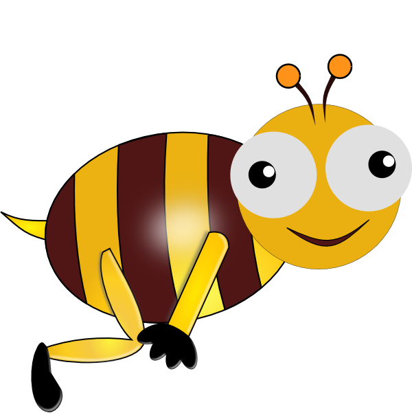 Bugs clipart bumblebee Cliparts Cliparts bee Insect Moving
