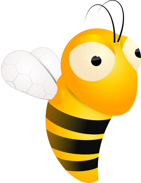 Bug clipart mycutegraphics Graphics Bees Bumble Bee Free