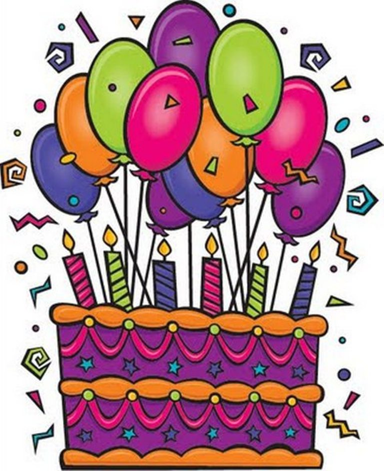 Moving clipart birthday cake Animated Clipart  Collection clipart