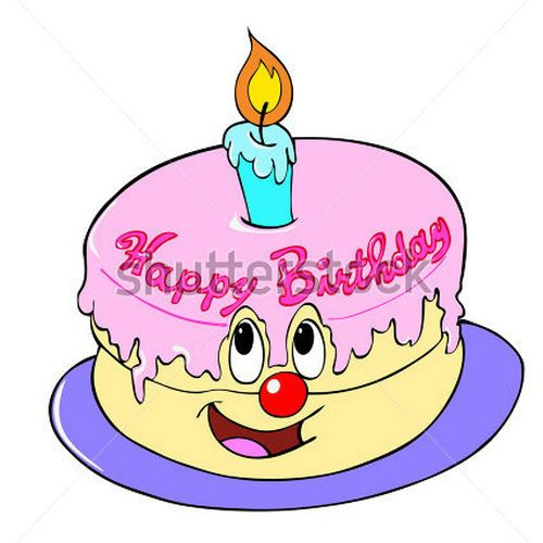 Moving clipart birthday cake Emails Clipart image For information