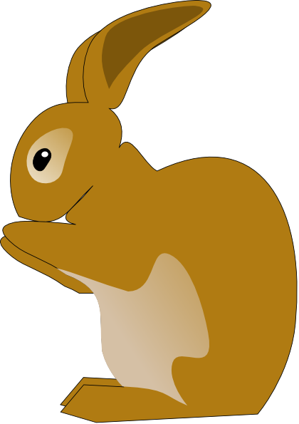 Moving clipart bunny Clipart Easter clip bunny clipart