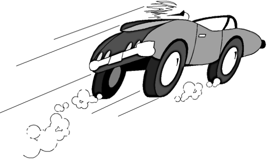Moving clipart car #14