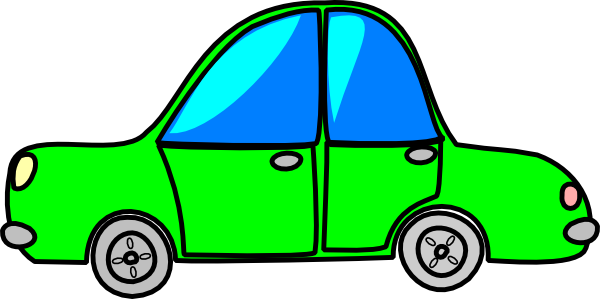 Moving clipart car #12