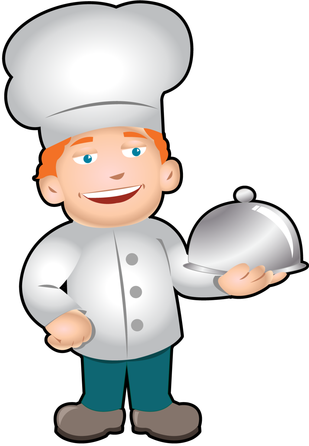Moving clipart chef Collection Chef for free Clipart