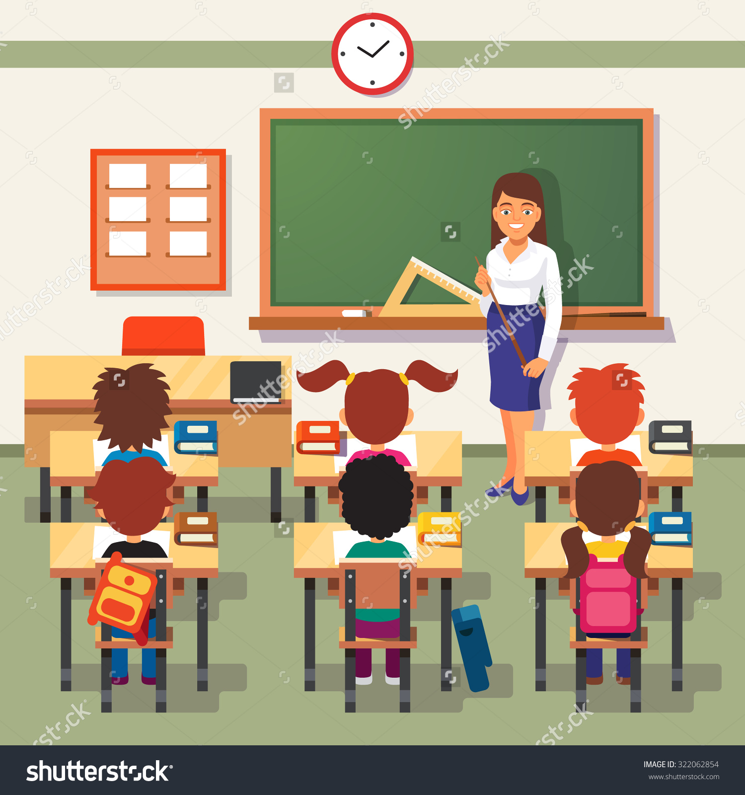 Moving clipart classroom Animated Collection It clipart