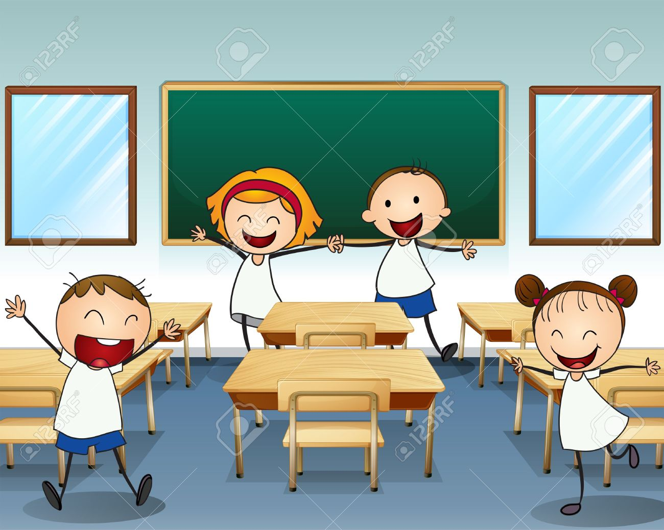 Moving clipart classroom Clipart clipart Classroom Collection collection