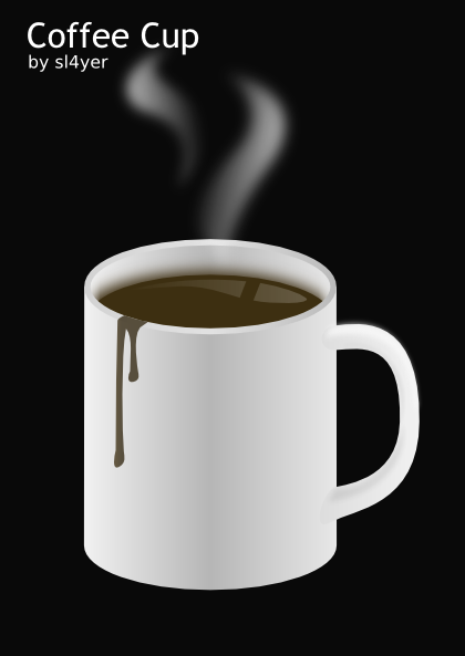 Moving clipart coffee Download Clipart Animated Mug Coffee