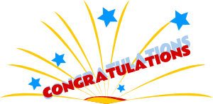 Moving clipart congratulation Cliparts Congratulations Free Clipart Animated