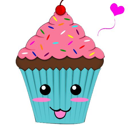 Moving clipart cupcake  Pinterest images best Cupcakes