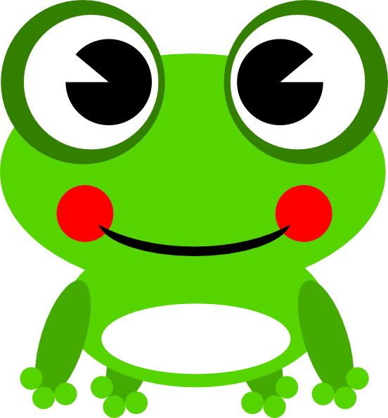 Moving clipart cute Frogs Angry Frog Cartoon Clipart
