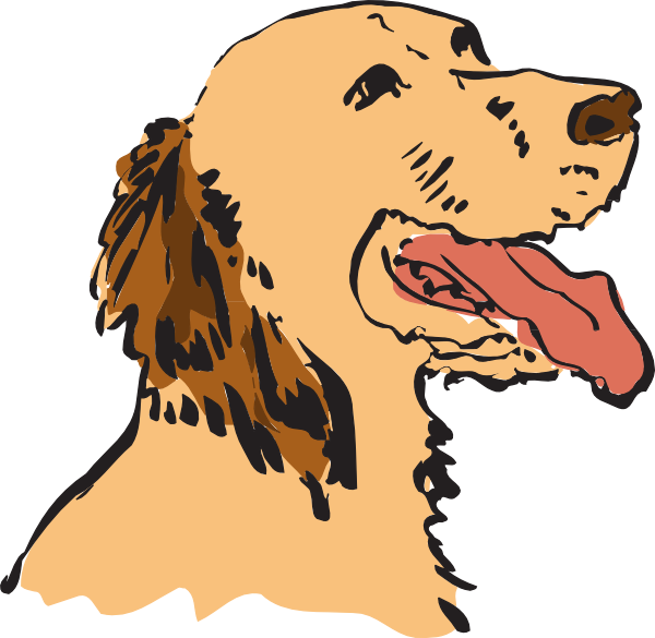 Moving clipart dog #10