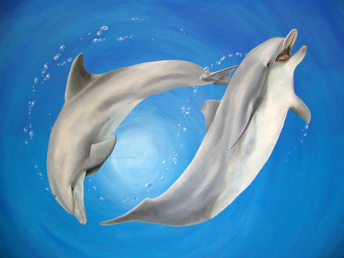 Moving clipart dolphin Of Moving dolphins Dolphins Animations