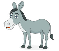 Moving clipart donkey Kb 39 Search Size:
