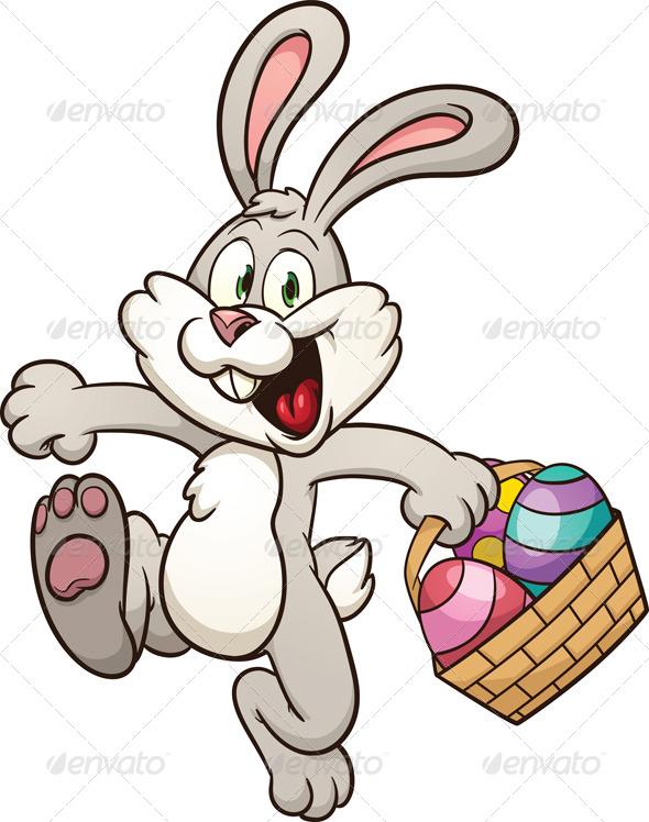 Hop clipart cartoon Baby Collection bunny Easter clipart
