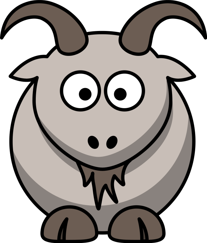 Moving clipart farm animal #12