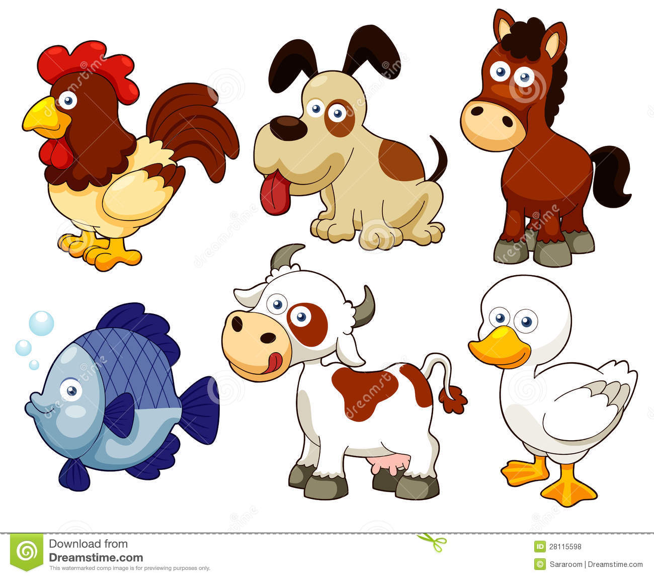Moving clipart farm animal  3 animal Collection Free