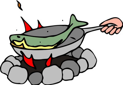 Moving clipart fish #15