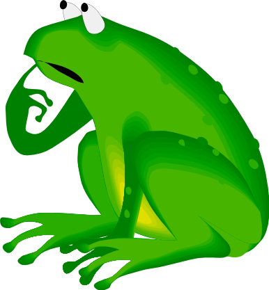 True clipart animated Frog Frog Clip clipart 12
